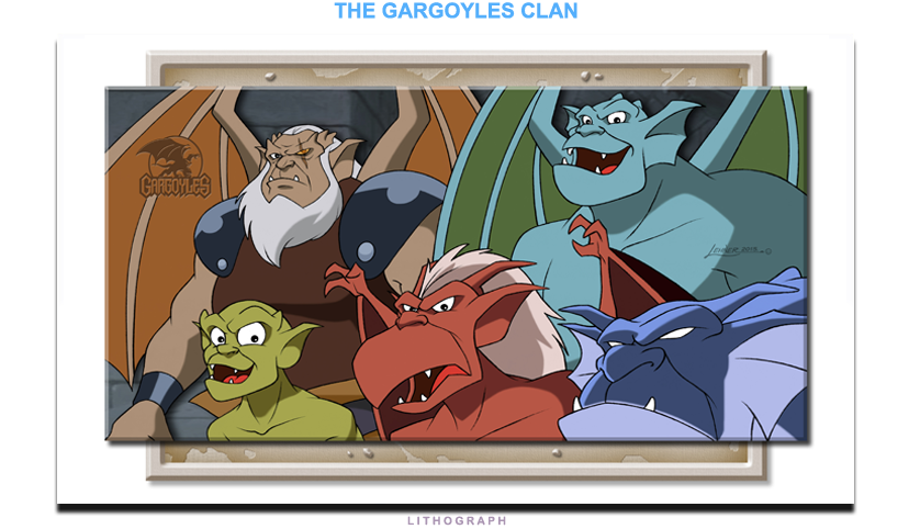 The Gargoyles Clan