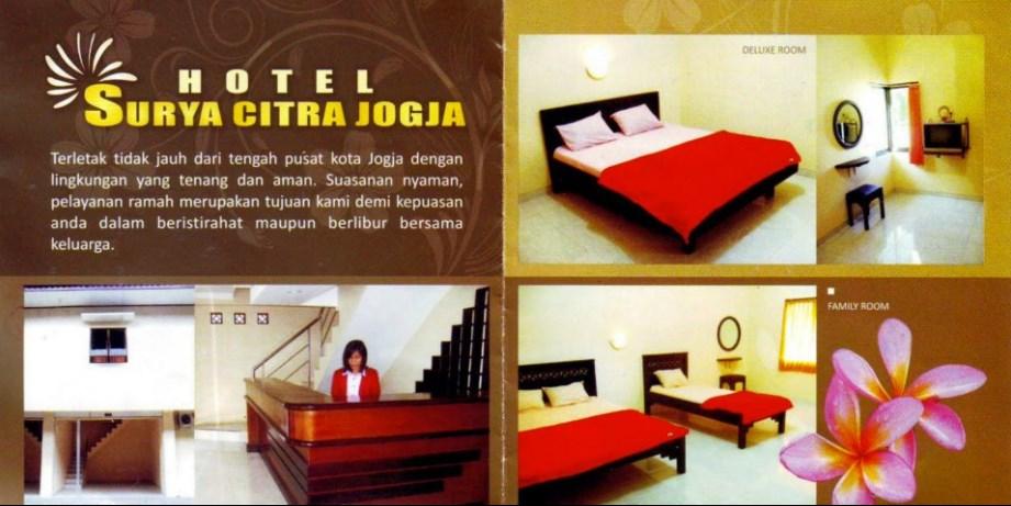 Tarif Hotel Surya Citra Salah Satu Murah Di Jogja