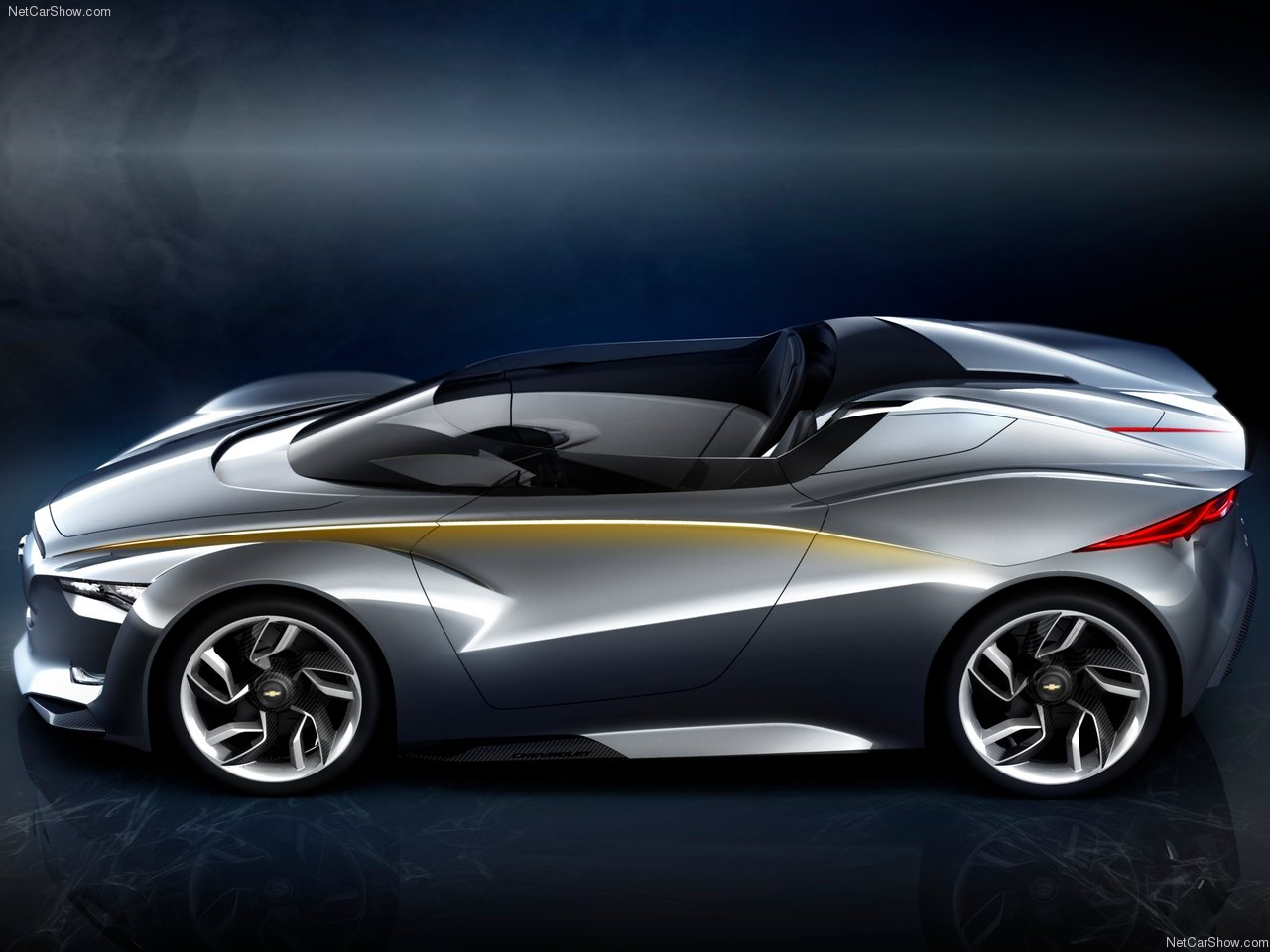 2019 Chevrolet Mi ray Roadster Concept Car Wallpapers