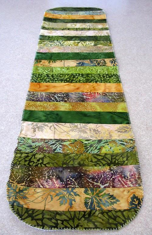 Beautiful batik fabrics
