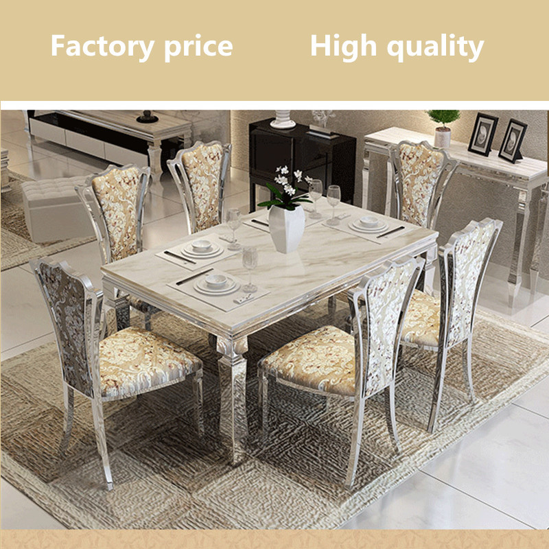 Luxury dining room furniture sets design metro