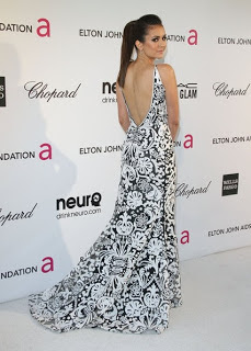 Nina oscar looks 2013