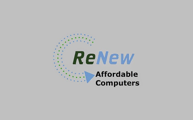 Renew IT: Affordable Branded Computers for Everyone
