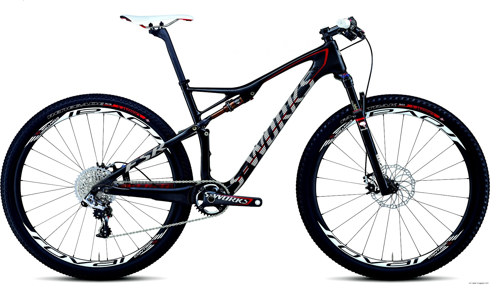 Works 2014 Epic World Cup 29er Full Suspension Mountain Bike Image