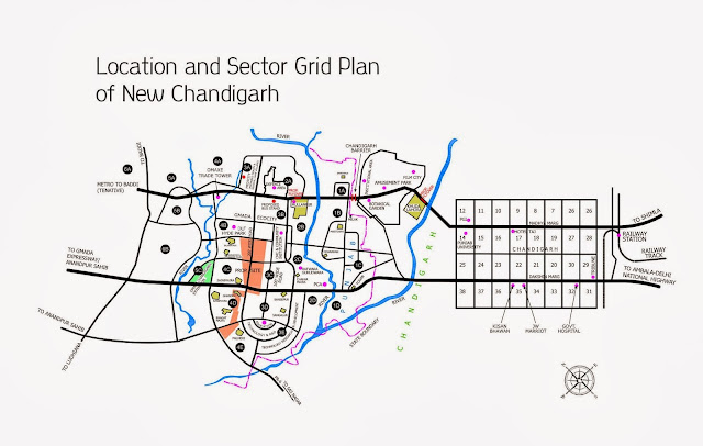 altus space builders site plan mullanpur