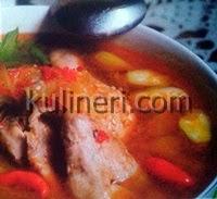 Resep Ayam Kuah Apel Wuluh Untuk Menu Buka Puasa Sahur dan Lebaran