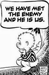Walt Kelly: Earth Day 1971.