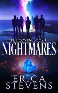 Nightmares (The Coven, Book 1) is now available!