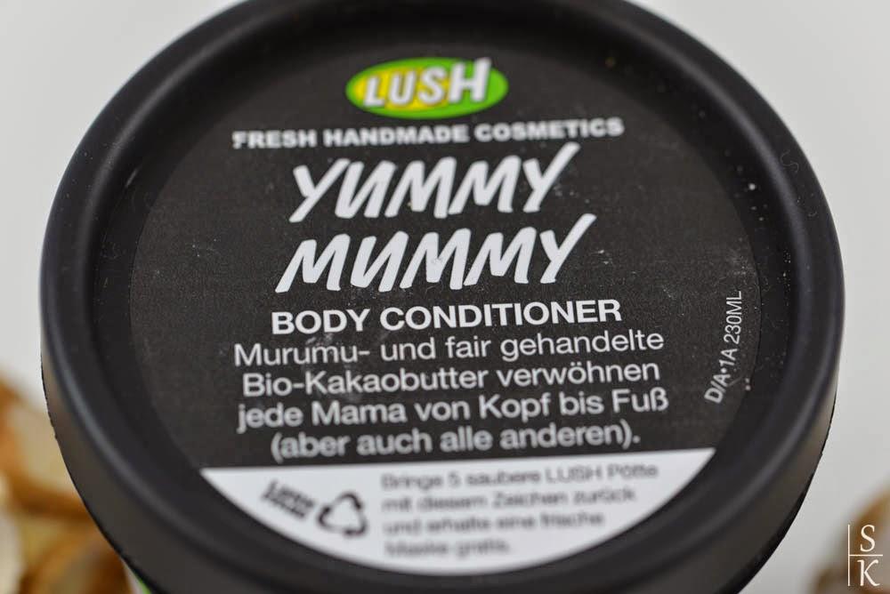 "Lush - Body Conditioner ""Yummy Mummy"""