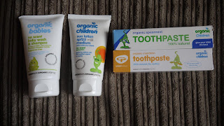 organic toiletries, toddlers, organic children