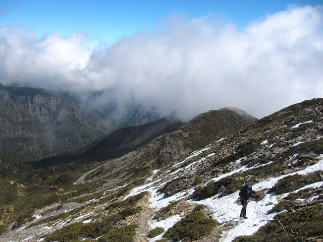 Xueshan (Snow Mountain), Taiwan