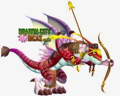 Dragão Tribo Mística