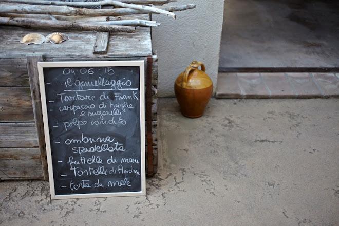 Cucina di Andrea Vetulonia Il Baciarino