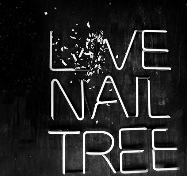 Turquoise in Hawaii: 入荷:LOVE NAIL TREE