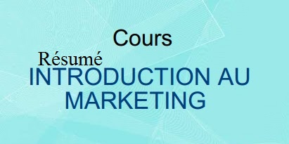 Cours Résumé de marketing