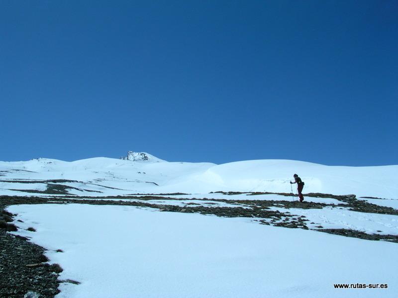 SIERRA NEVADA: Pico Veleta 3398 m