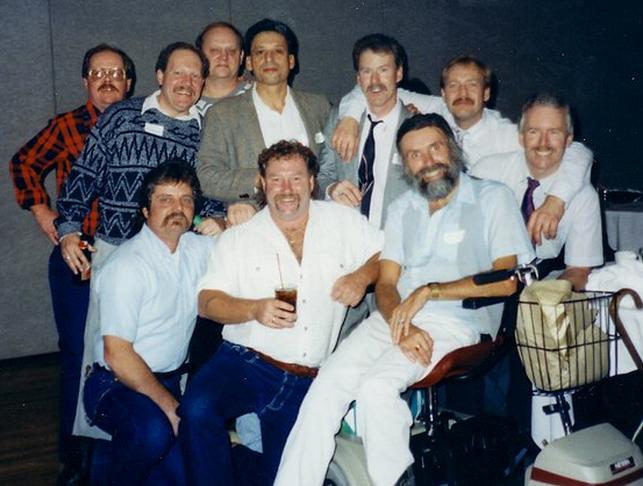 Mid 1990's Reunion
