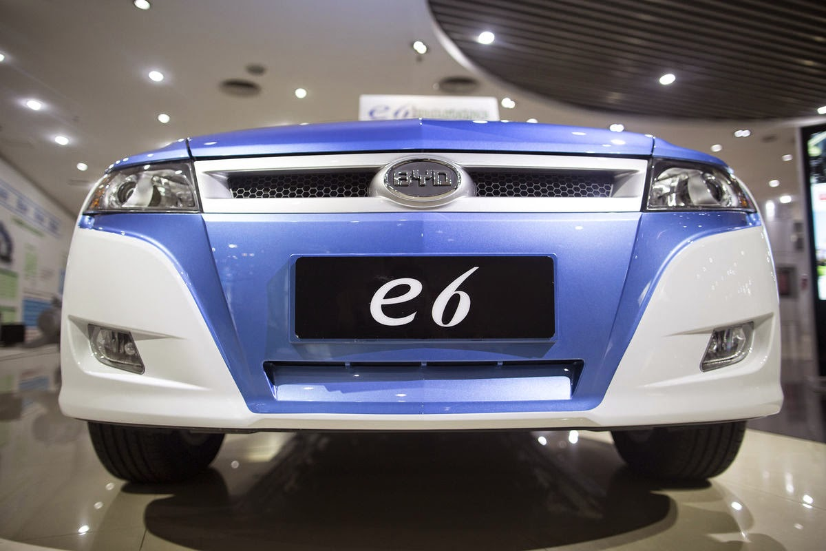 operating a fleet of electric taxis Field testing began in china in may 2010 with 40 units operating as taxis in the the first south american all-electric taxi fleet made up of byd e6 was launched.