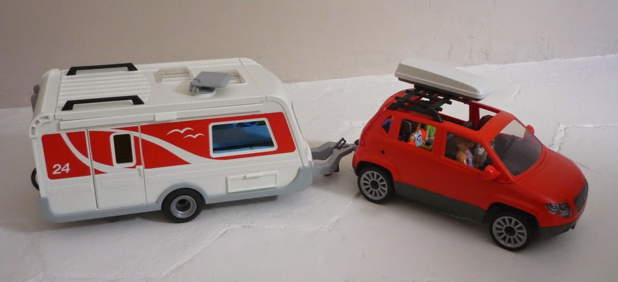 La bo te bazar caravane playmobil for Salon de la caravane