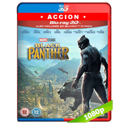 Pantera Negra (2018) 3D SBS 1080p Audio Dual Latino-Ingles