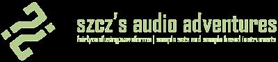 szcz's audio adventures
