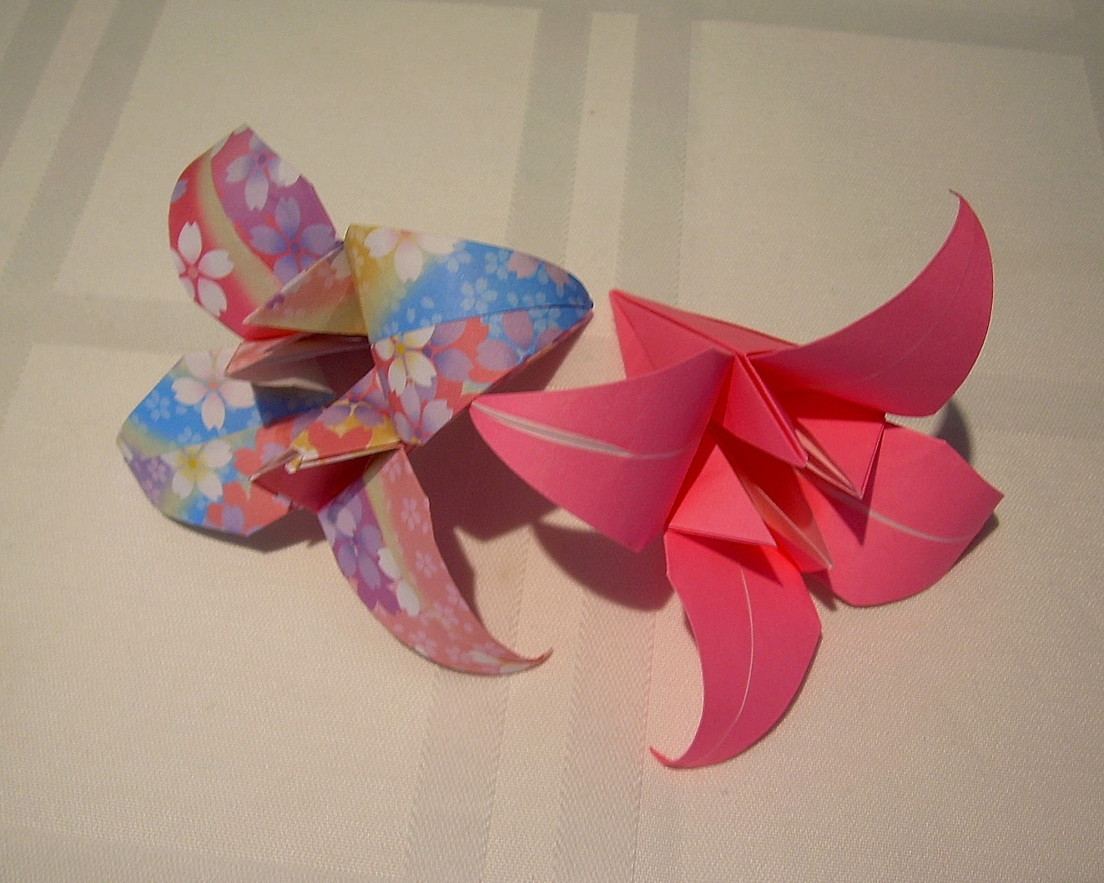 origami flower instructions lily driverlayer search engine