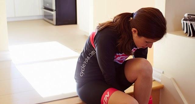 [photo]1,000kmを走るチャリティーライドへ女性ロードバイクチームで走るステファニーのインタビュー