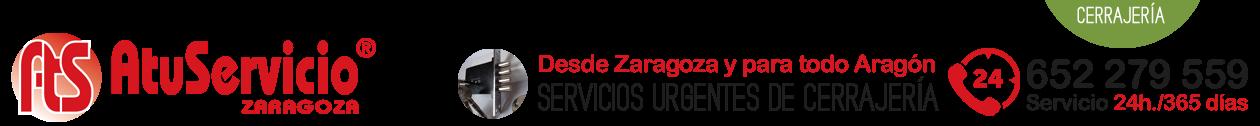 AtuServicio - 652 279 559 - Cerrajeros en Zaragoza