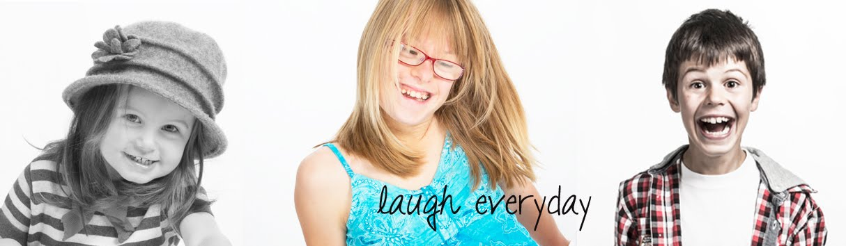 Laugh everyday