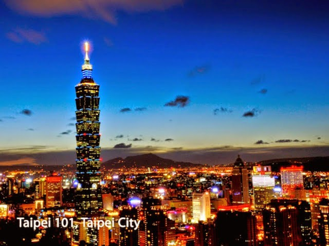One of the landmark and attraction of Taiwan