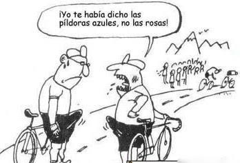 ciclistas dopados