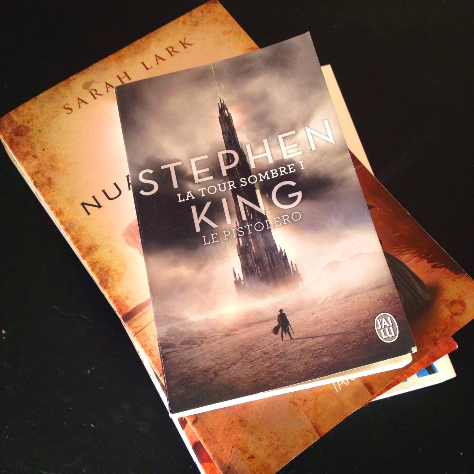 Stephen King La Tour Sombre Le Pistolero