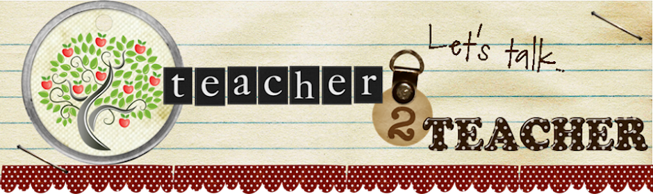 Teacher 2 Teacher