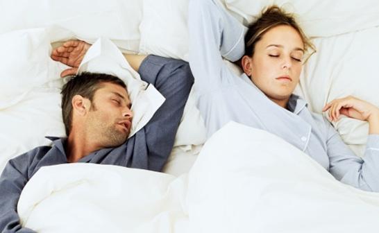 النوم المريح العميق