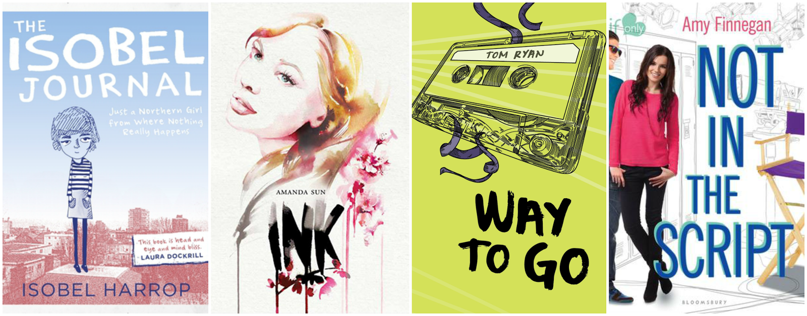 Pretty Ya Book Covers : The mile long bookshelf top trends in ya book covers