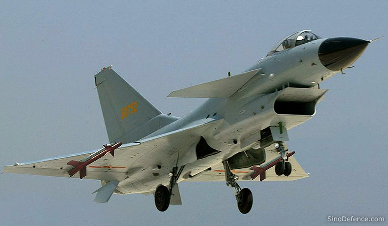 HI-TECH Automotive: J-10 Fighter Aircraft