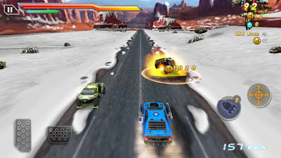 Crash And Burn Racing Free Download For PC