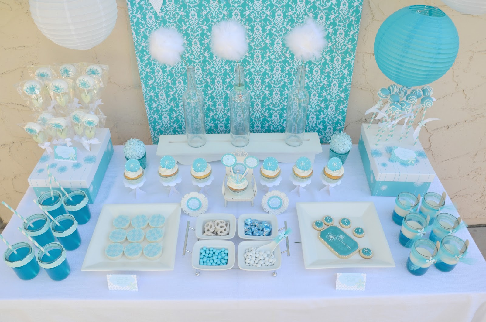 Crissys Crafts Make a Wish Birthday Party