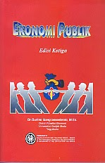 toko buku rahma: buku EKONOMI PUBLIK EDISI KETIGA, pengarang guritno mangkoesoebroto, penerbit BPFE Yogyakarta
