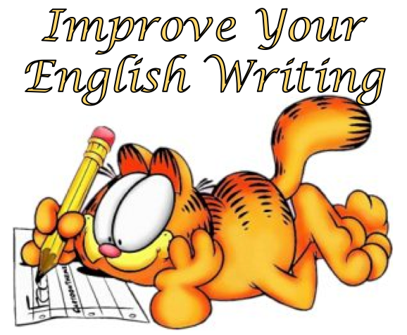 improve english writing
