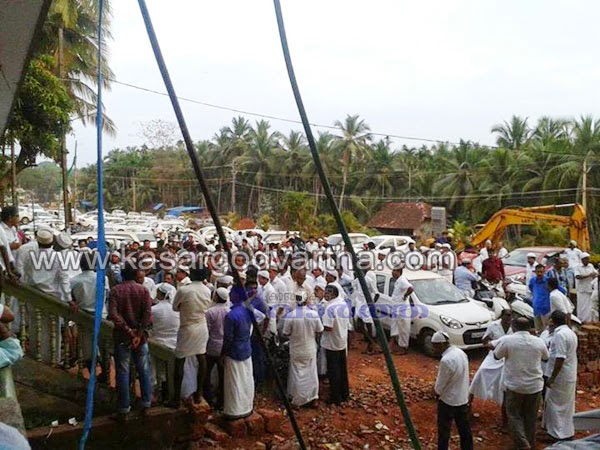 Kasaragod, Kerala, Kalanad, Jamaath, Jamaath-committe, election, president, Kalanad Jamaath new president and secretary.