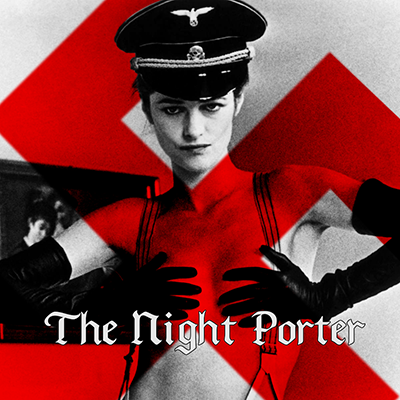 Movie The Night Porter, 1974.