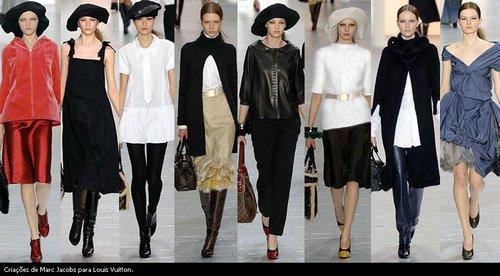 moda feminina é muito sensível e delicada,