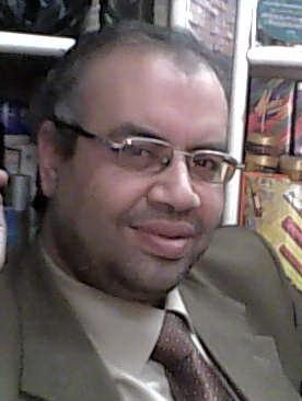 الكاتب الاسلامى أحمد حماد