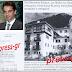 PRESS-GR (ΑΠΟΚΑΛΥΨΗ ...ΑΠΙΣΤΕΥΤΗ): Ο Κ. Μπακογιάννης φιλοξένησε την Πρωτοχρονιά στο Καρπενήσι με λεφτά του δήμου(;) τον κολλητό του Χατζηδάκη, αλλά σήμερα ...εξαφανίστηκαν τα τοπικά δημοσιεύματα και η απόφαση  της Διαύγειας!! Ποιος θα δώσει εξηγήσεις;;