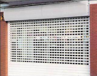 Reparación de persianas para comercios en Alagón