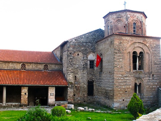 Sophia Church Ohrid