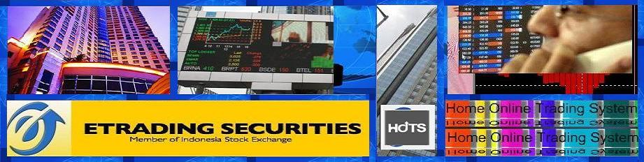 info investasi saham di eTrading Securities | Home Online Trading System(HOTS2)