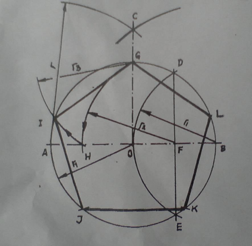 gambar teknik segi lima lupacebook