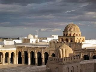 Mosque of Uqba, Sejarah Masuk Islam di Tunisia